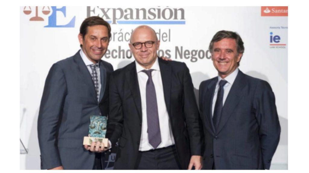 Diapositiva2-1024x576 ECIJA gana por segundo año consecutivo el Premio Expansión a la mejor firma en IP/IT/Protección de Datos y al proyecto más innovador del mercado español