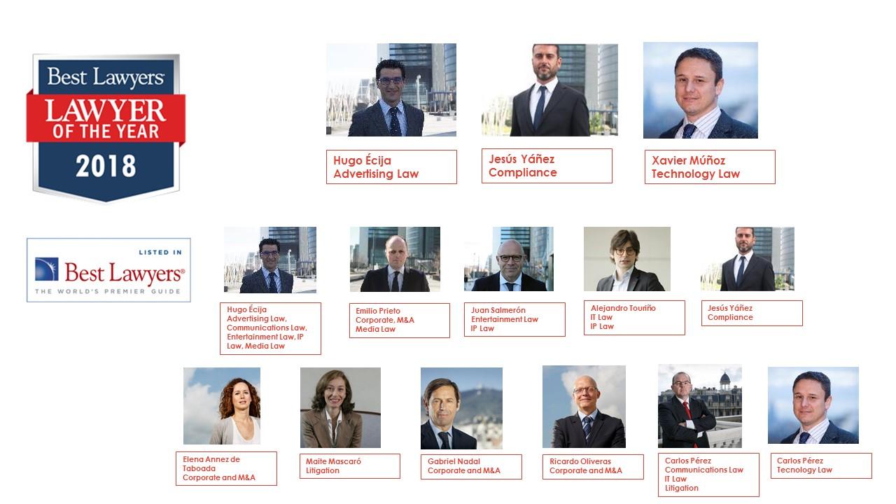 Best lawyers reconoce a ecija como la mejor firma en - La mejor campana extractora del mercado ...