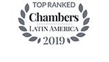Firma líder Chambers Latam 2019