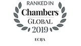 Firma líder Chambers Global 2019