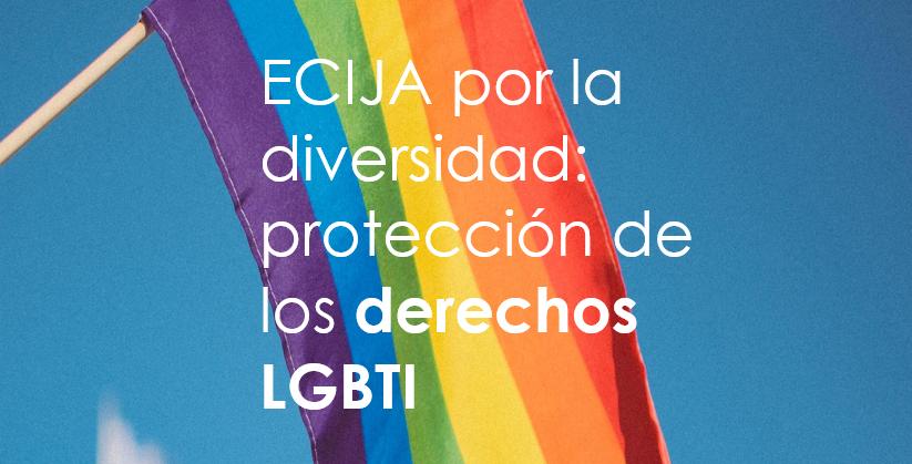 proteccion derechos LGBTI