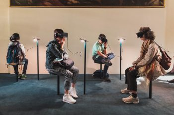ealidad virtual, aumentada y paralela
