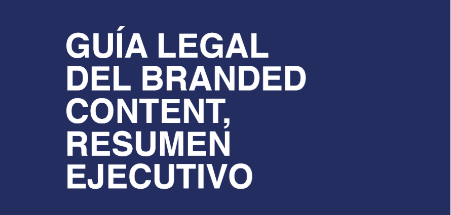 guia legal branded content
