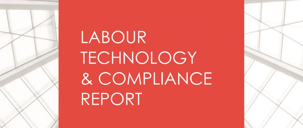 Labour compliance report