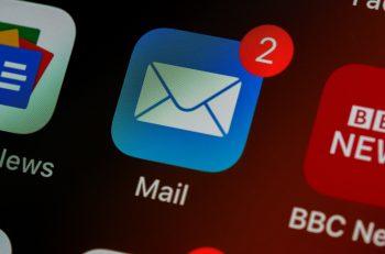 correo electrónico juicio